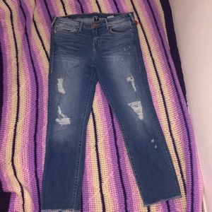 Women's true religion jeans